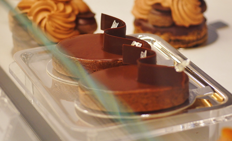 Les Marquis de Ladurée おすすめケーキ
