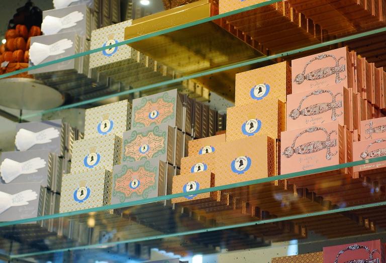 ラデュレの箱 種類