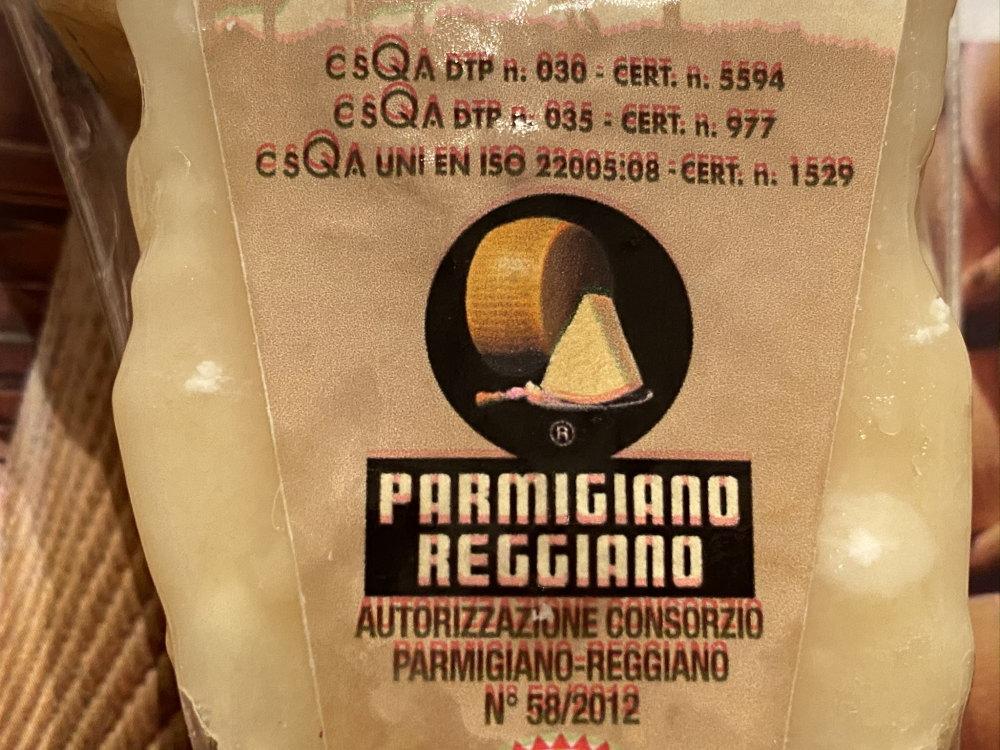 パルミジャーノ・レッジャーノ 本物のマーク