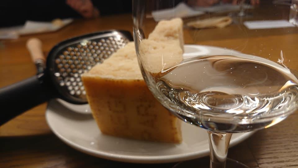 「パルミジャーノ・レッジャーノ 日本酒とのペアリング&テイスティングイベント」