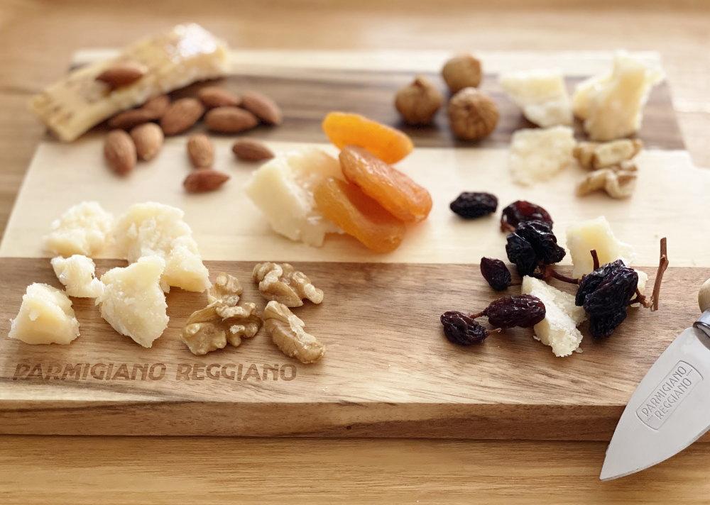 簡単なチーズプラトー