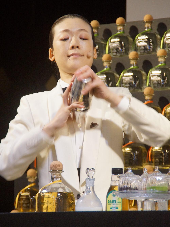 大沢 智枝さん /東京都・Bar Adonis