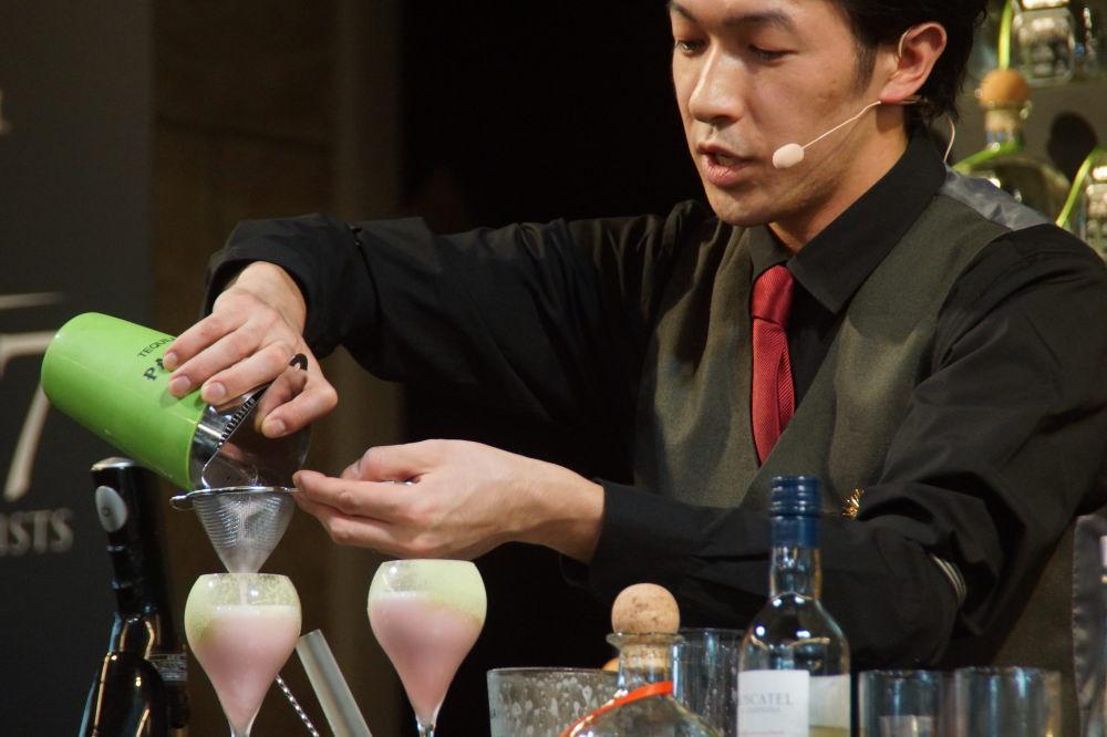 田部 武さん /東京都・Cocktail Works 神保町店
