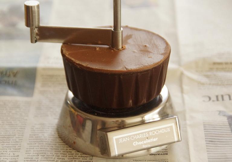 ジャンシャルルロシュー チョコレート削り器