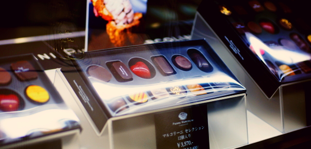 バレンタイン 高級チョコ 3000円