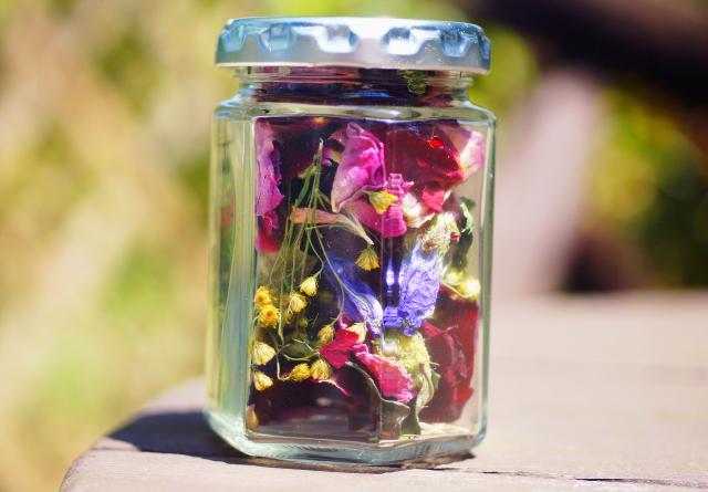花束 保存方法 ドライ