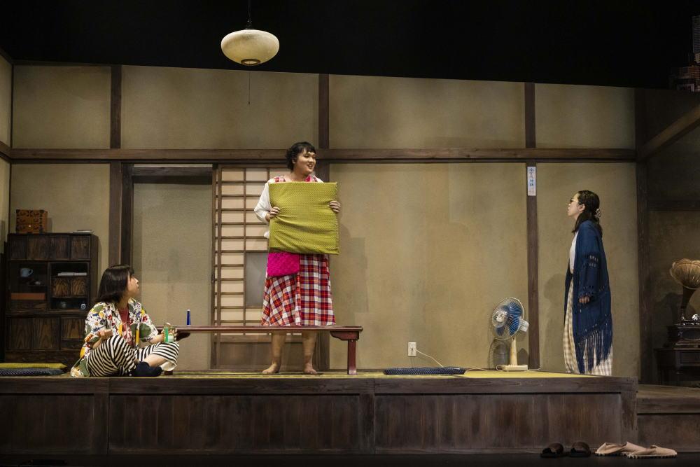 舞台「ッぱち!」ゲネプロ