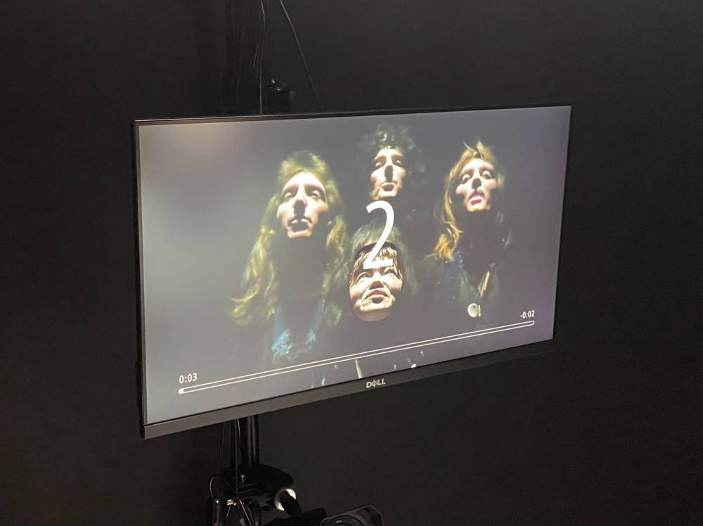 『BOHEMIAN RHAPSODY – Sound VR』(PARK B2 / 地下2階)