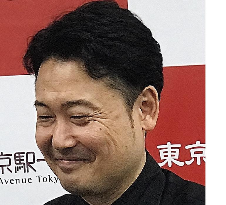 株式会社マーベル 代表取締役 坂井 保臣 氏