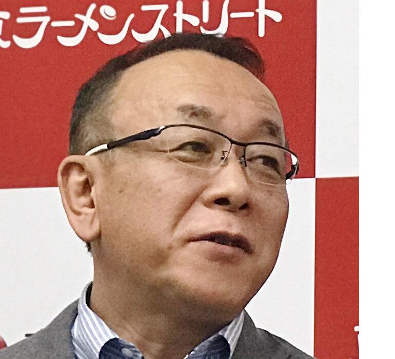 東京ステーション開発株式会社 常務取締役営業開発部長 佐々木 義衛