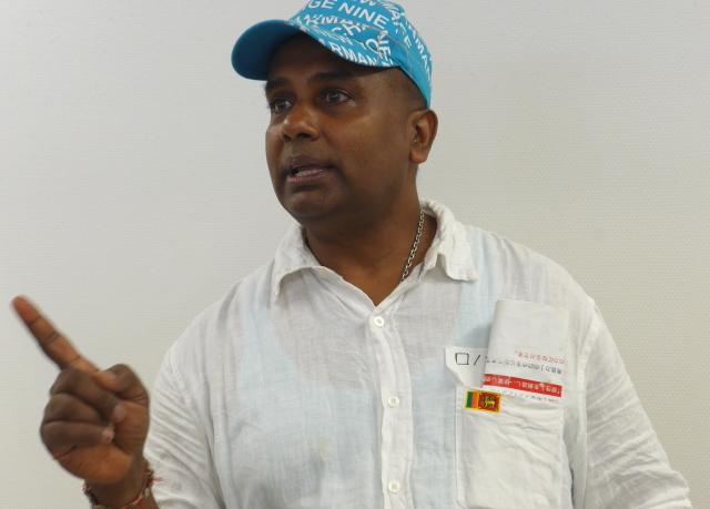 スリランカ料理教室 ロハン