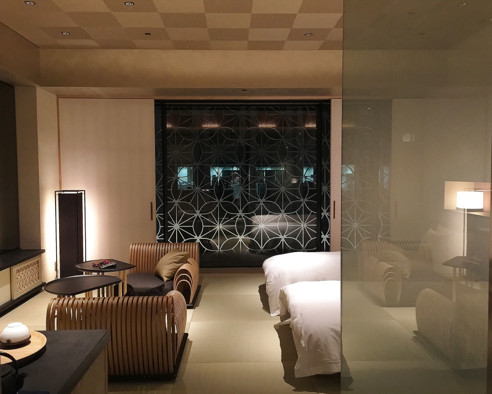 星のや東京 部屋 写真