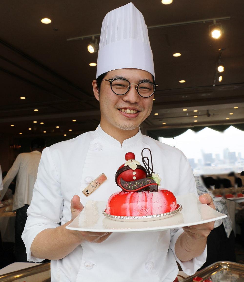 ロイヤルパークホテル コンテスト グランプリ受賞