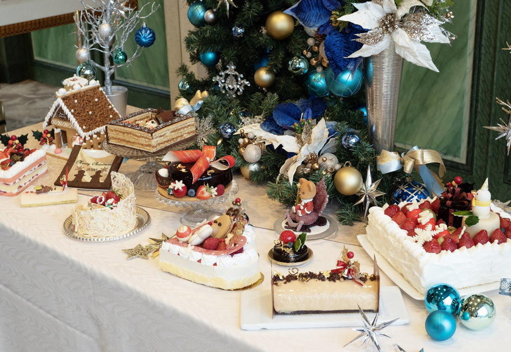 ロイヤルパークホテル クリスマス2020