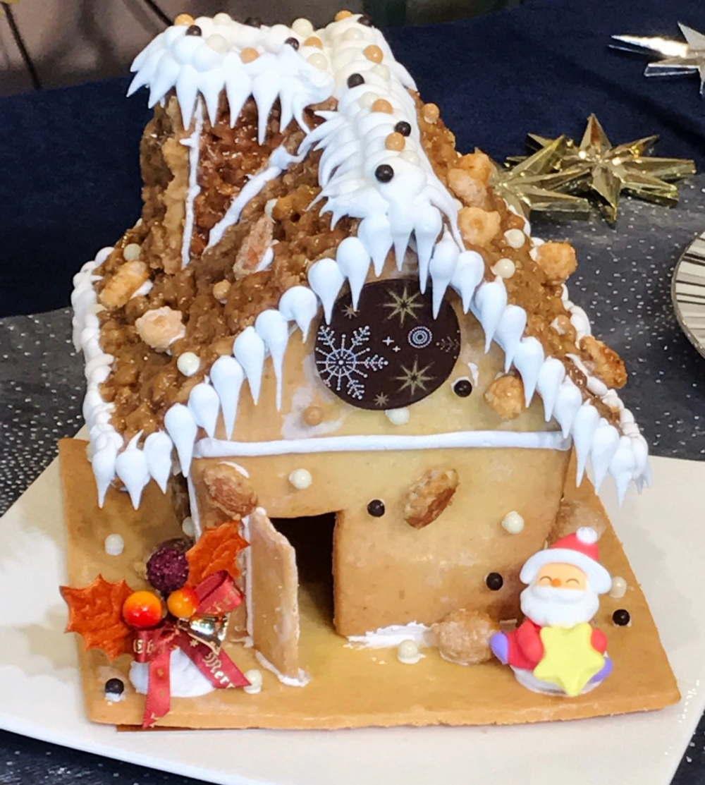ヘキセンハウス(お菓子の家