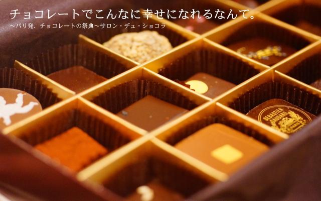 サロンデュショコラ セレクションボックス ルネッサンス 買いました