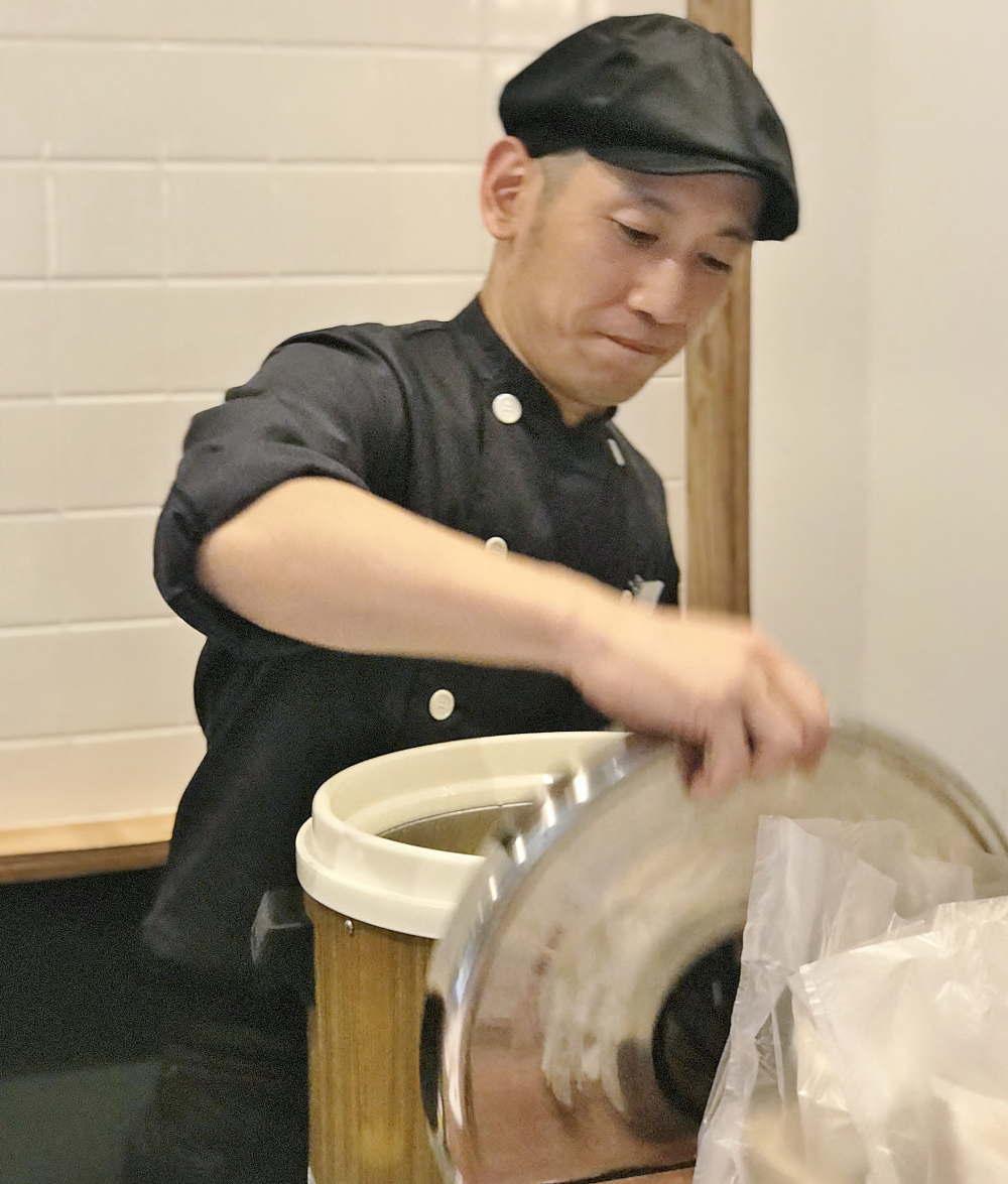 東京カレースタンド HATONOMORI