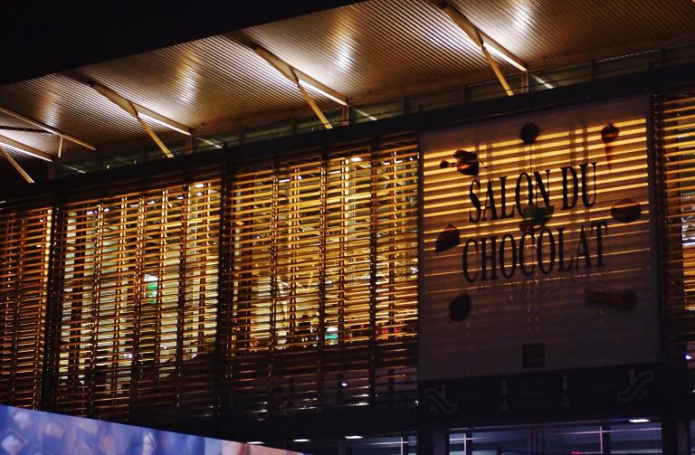 ポルト・ド・ヴェルサイユ見本市会場(アクセス:ポルト・ド・ヴェルサイユ駅)