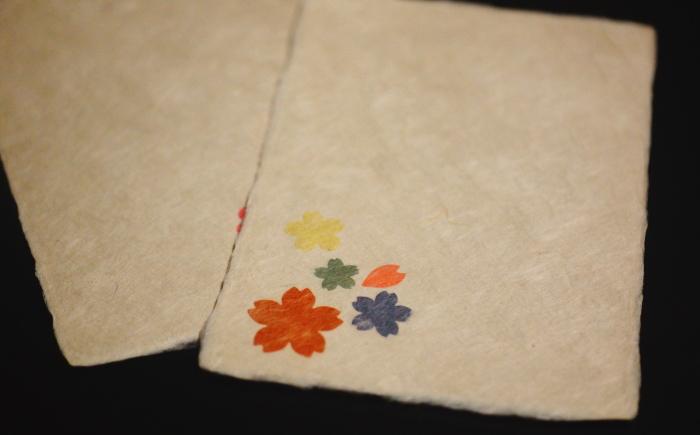 和紙 手作り体験