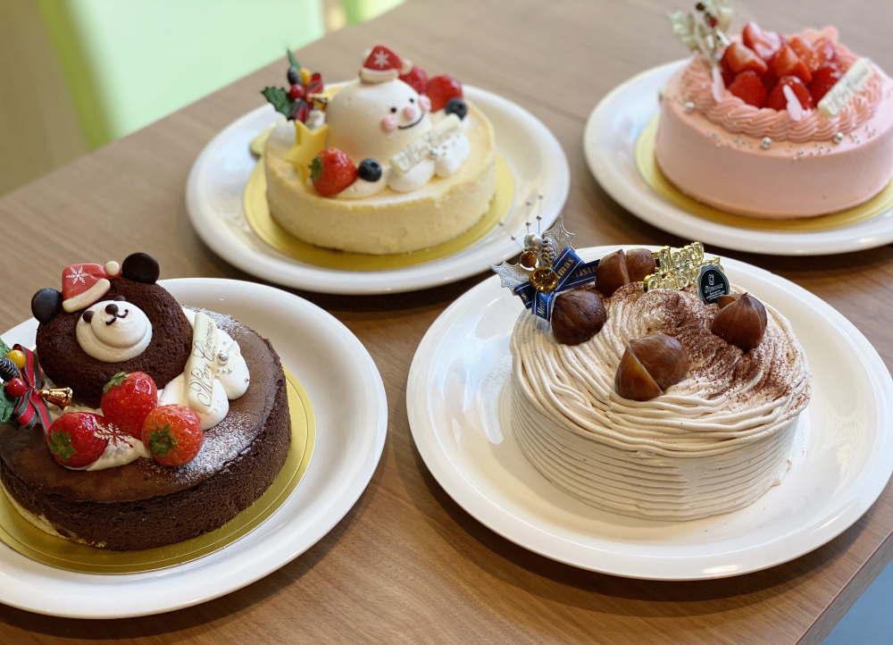 2019クリスマスケーキ予約