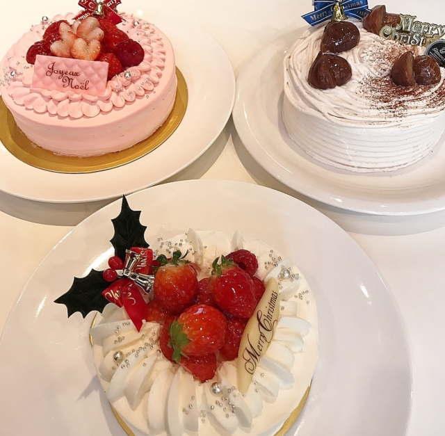 【2018クリスマス】自由が丘スイーツフォレスト
