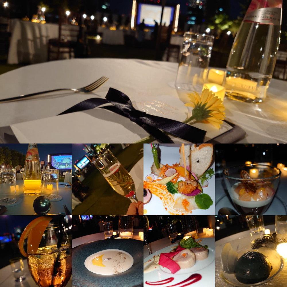 Shinagawa Open Theater Restaurant(品川オープンシアターレストラン)「ラ・ラ・ランド」ディナー
