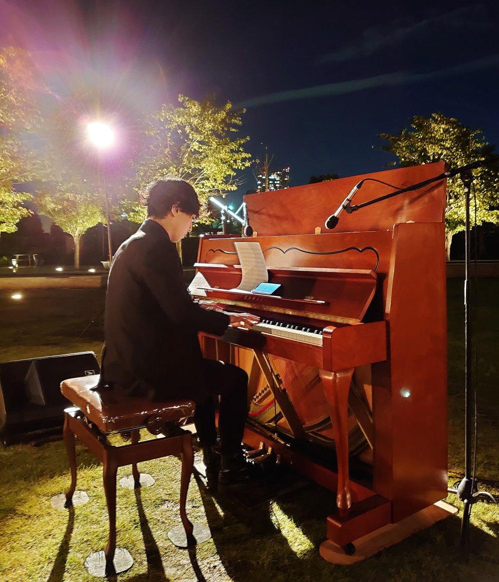 ピアノ演奏 Takuma