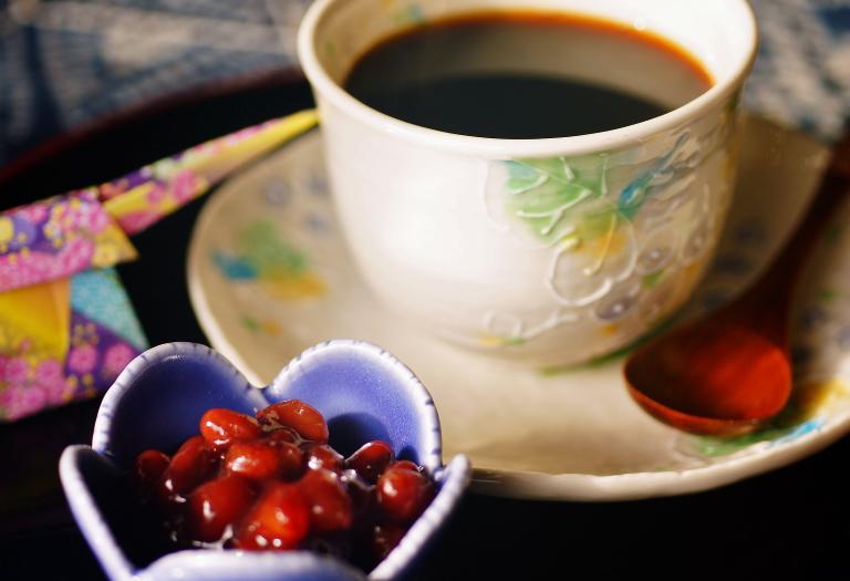 石臼コーヒー 久楽