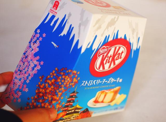 ご当地キットカット 富士山