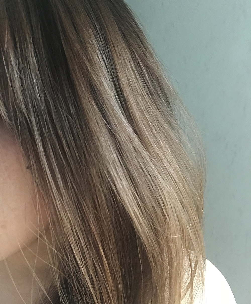 グレースシードステラ スパークリングシャンプー 髪の仕上がりと質感