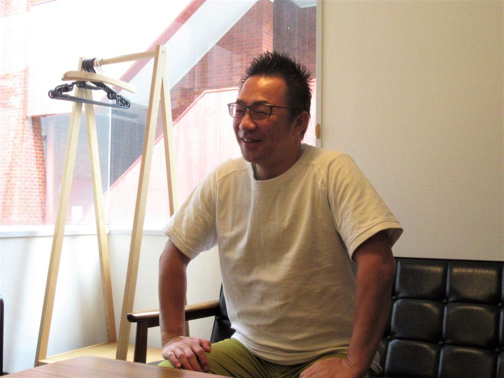 睡眠改善インストラクターの福田 英宏(ふくだ ひでひろ)さん