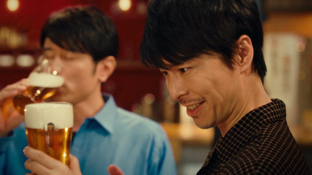 「SPRING VALLEY 豊潤<496>」CMの長谷川博己さん
