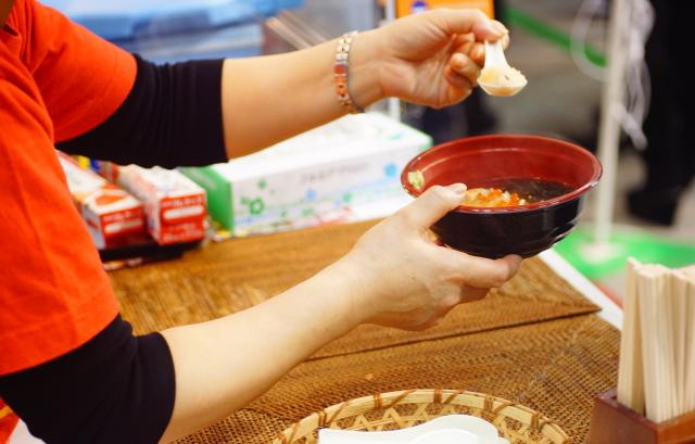 新潟 鯛茶漬け 食べ方