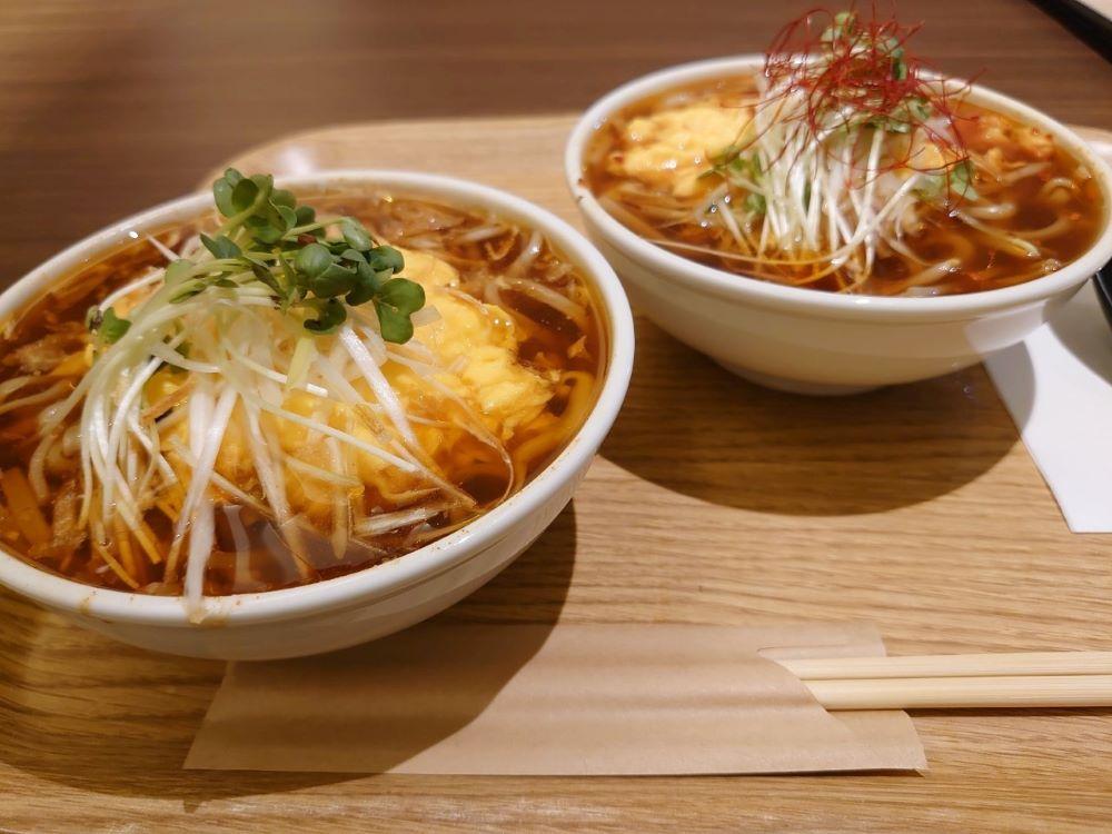 酸辣湯麺(スーラータンメン)