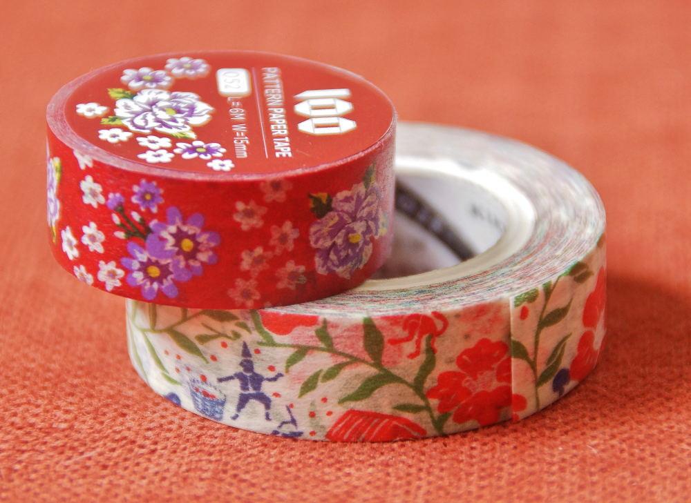 台湾 マスキングテープ