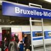 「ブリュッセル南駅」(Bruxelles MIdi)