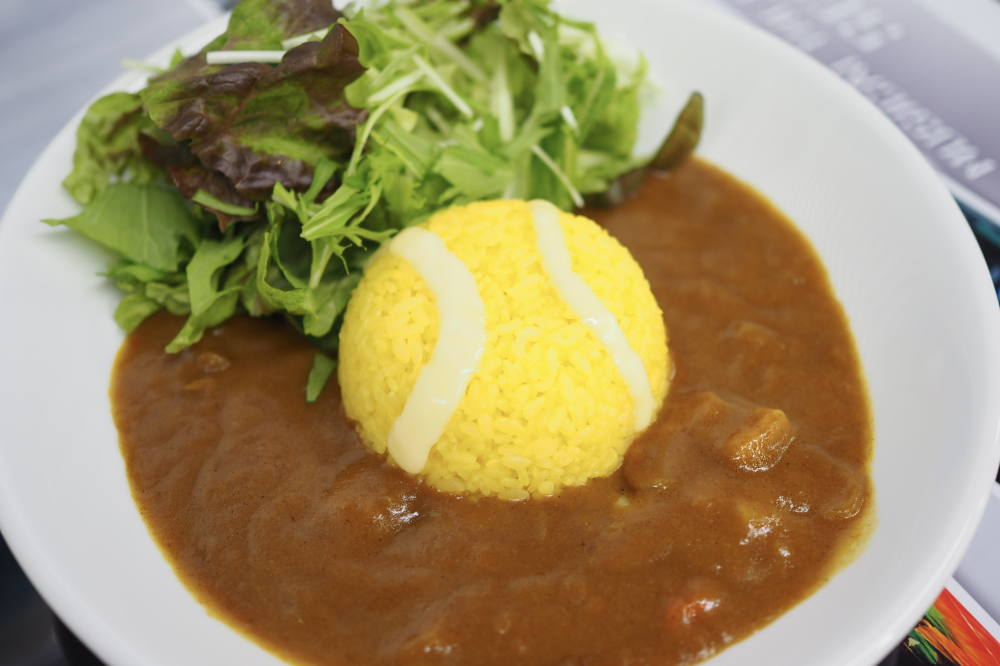 「THIS IS THE PRINCE OF TENNIS」 1,000円 *池袋店限定メニュー