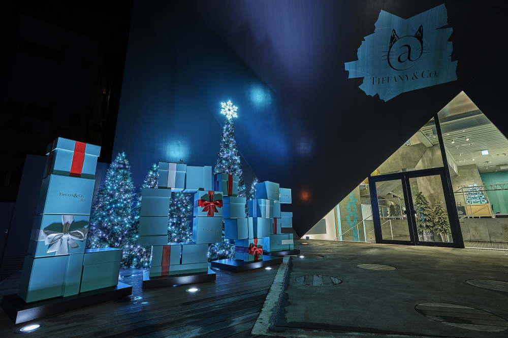 ティファニー@キャットストリート』クリスマス セレブレーション
