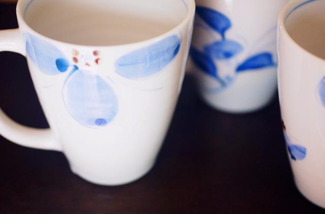 愛媛 焼き物 コーヒーカップ