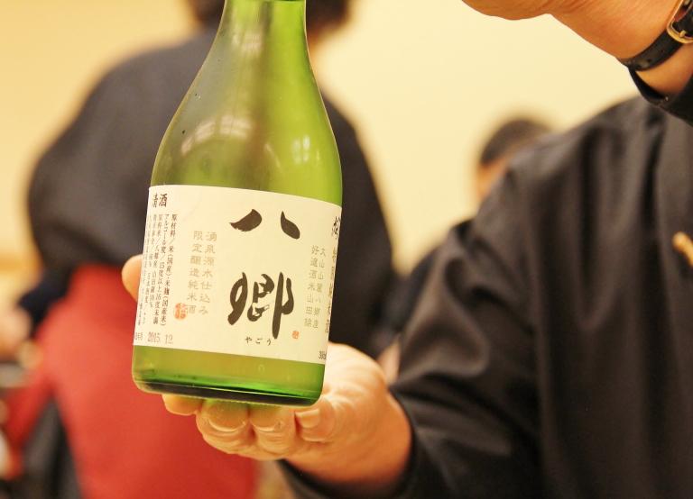 鳥取 おすすめ地酒 八郷
