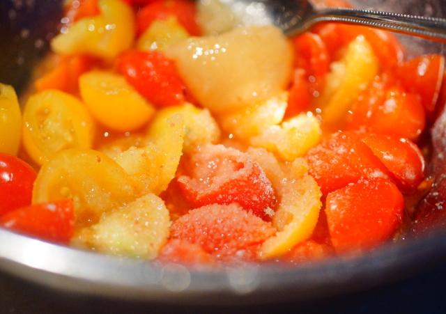 トマト塩 レシピ