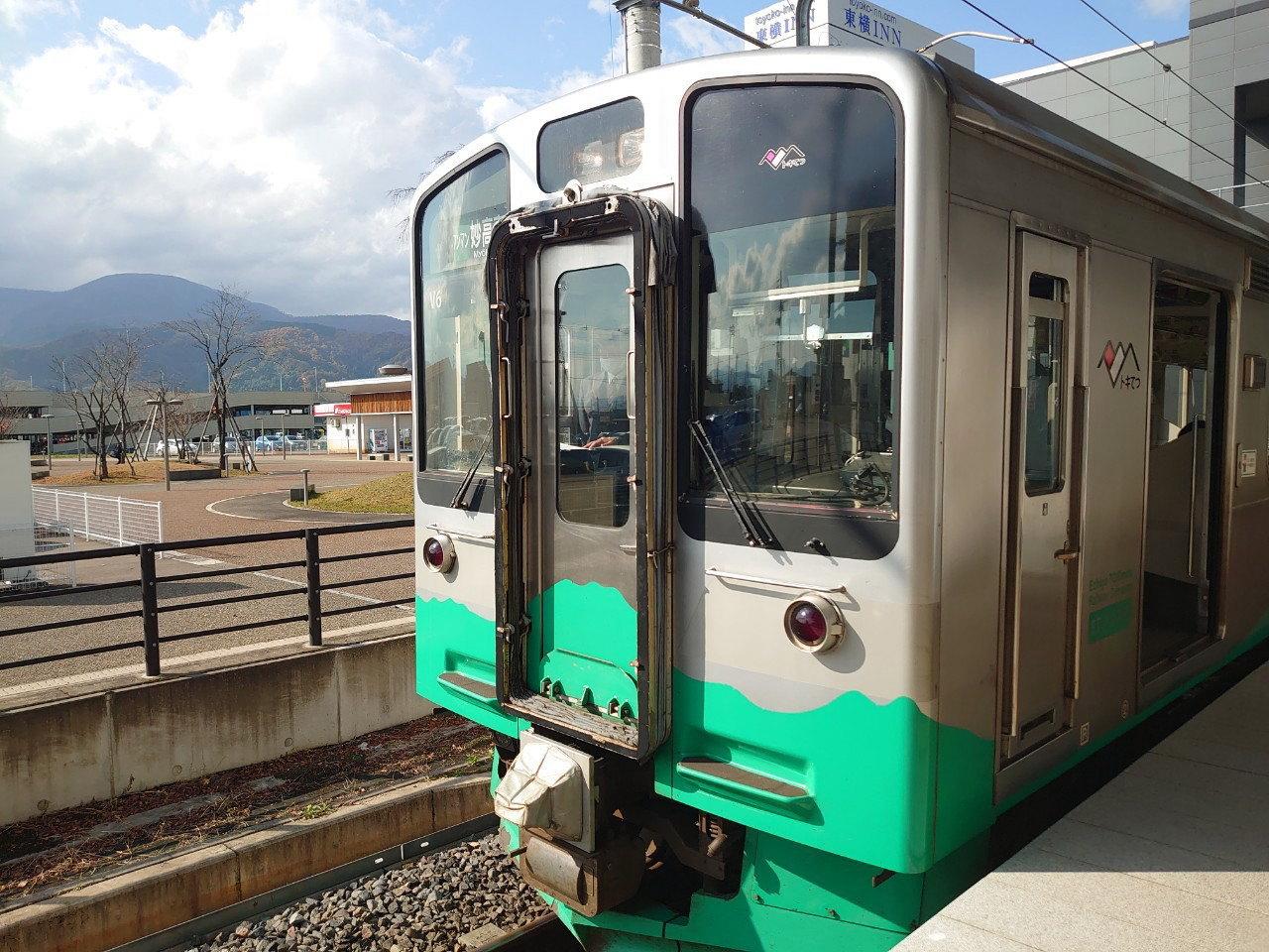 えちごトキめき鉄道