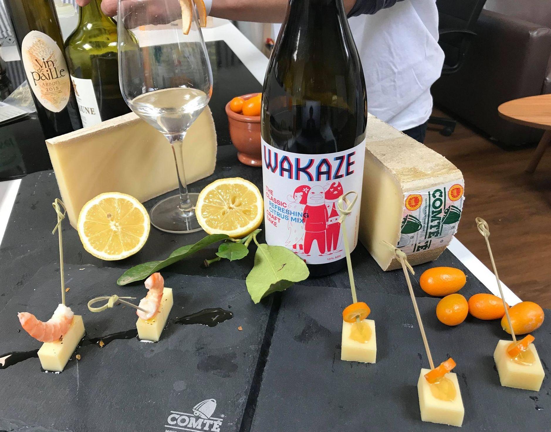 コンテチーズのレシピ