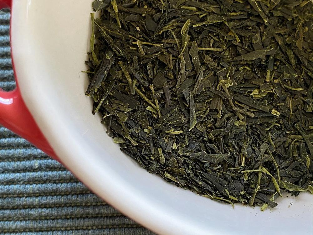 緑茶 de アールグレイの中身
