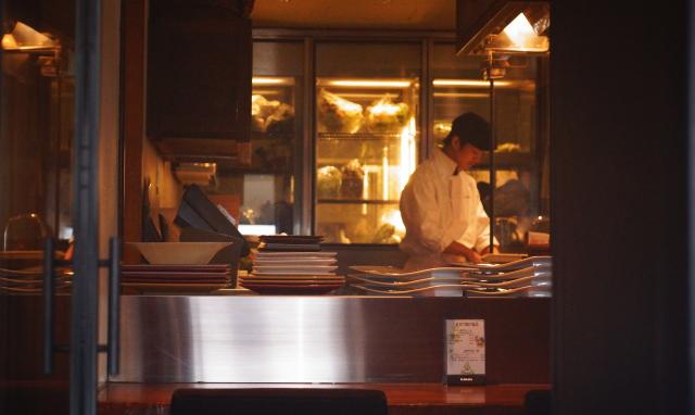 ルミネ横浜 やさい カフェ レストラン