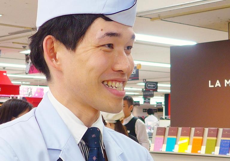 横浜タカシマヤ バイヤー 眞下達行