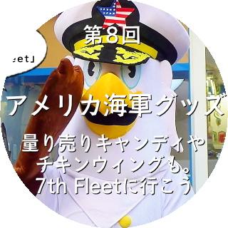セブンスフリート アメリカ海軍グッズ