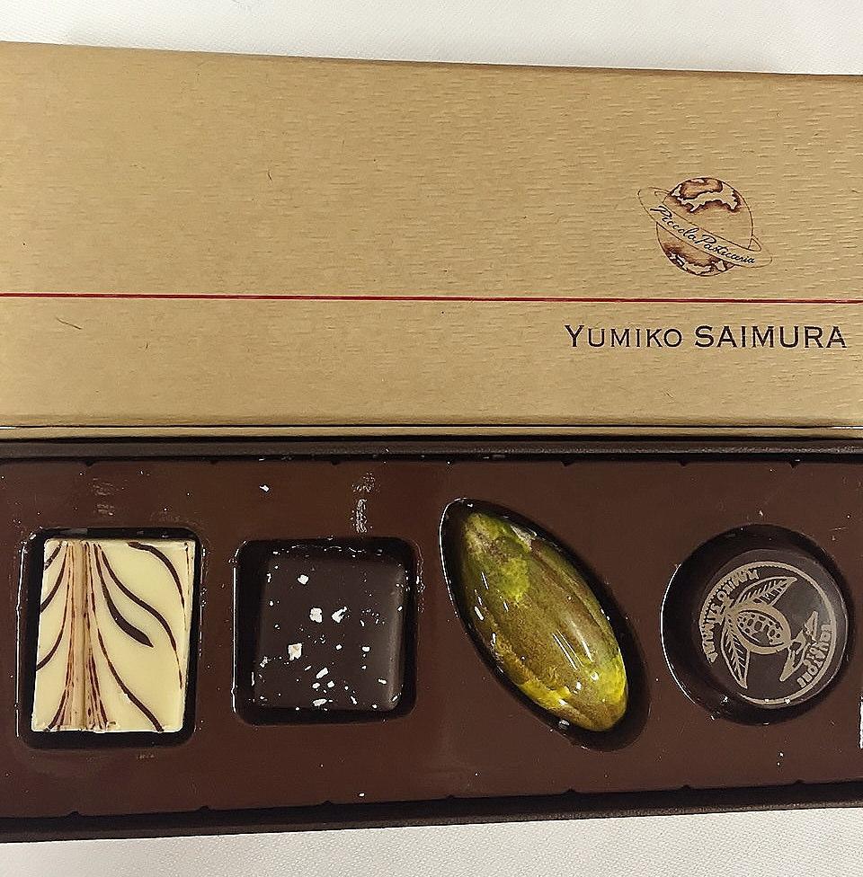 yumiko saimura 赤道