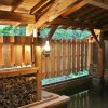 ホテル湯西川 貸し切り風呂