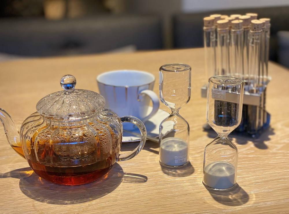 ロンネフェルトの紅茶